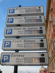 Parking in Nice